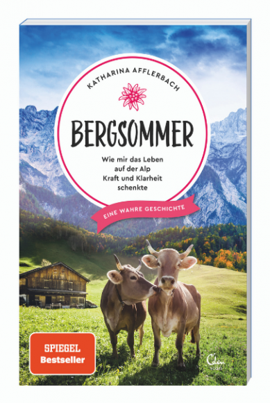 Bergsommer - Buchcover